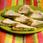 NM Hatch Green Chile Southwest Harvest Quesadillas